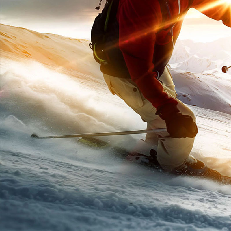 Jeździsz na nartach?